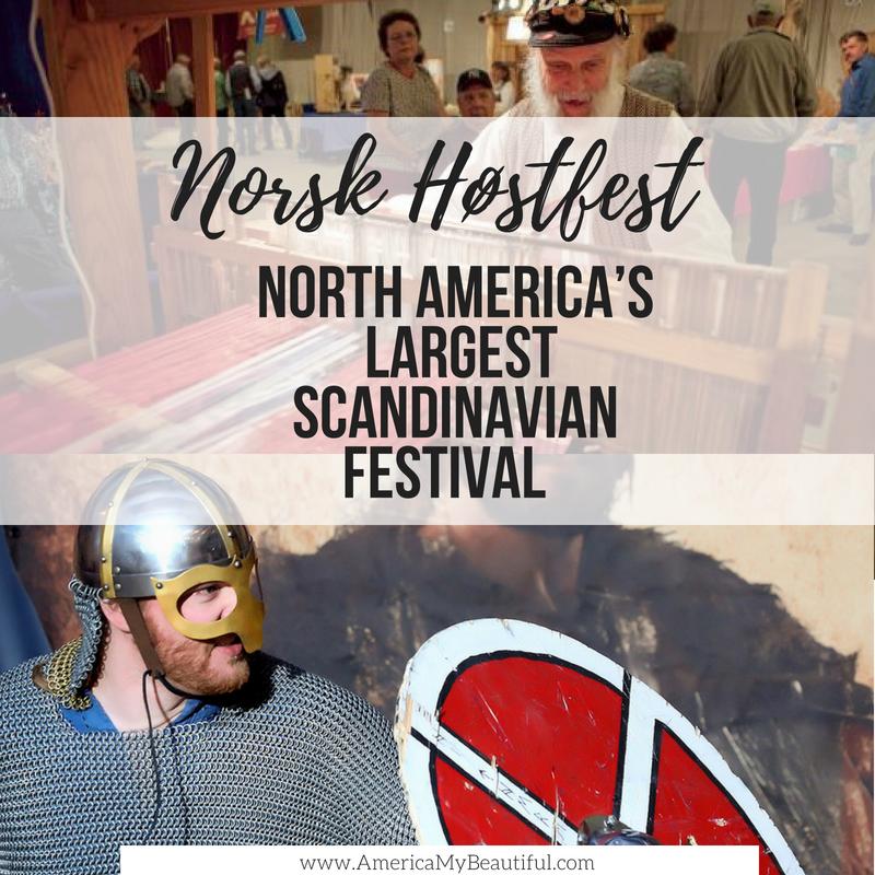 Norsk Høstfest - The Ultimate Scandinavian Festival – America My Beautiful